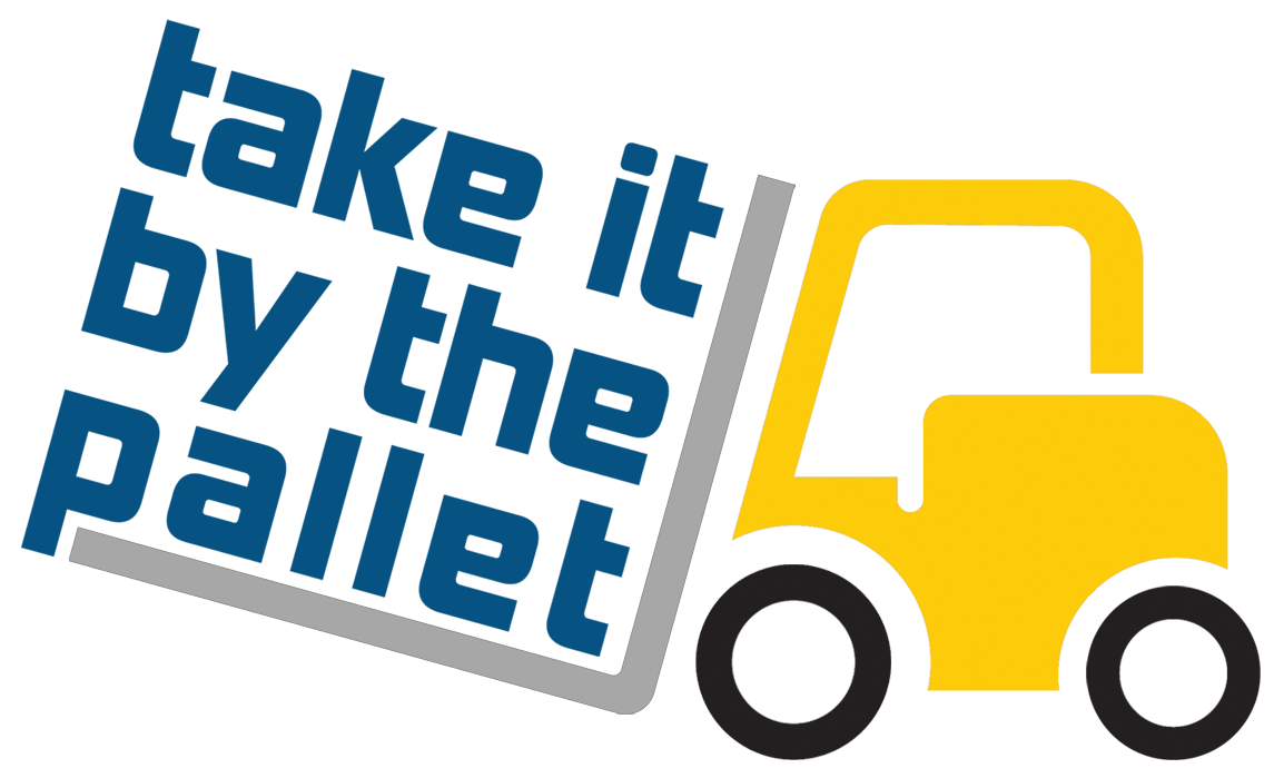 Take It By The Pallet Logo